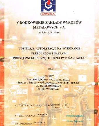 certyfikat-GZWM
