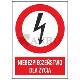 ZNAKI ELEKTRYCZNE ZAKAZU PN-88/E-08501