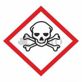 OZNAKOWANIE CHEMIKALIÓW GHS (WE NR. 1272/2008)