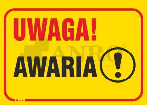 Uwaga_Awaria