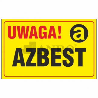 Uwaga_Azbest