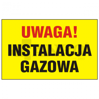 Uwaga_Instalacja_gazowa