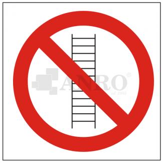 Zakaz_uzywania_drabiny