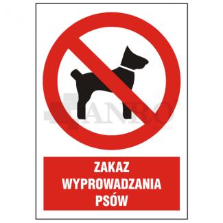 Zakaz_wprowadzania_psow